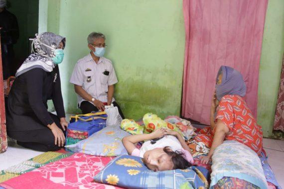 Pemprov Lampung Bantu Penyandang Disabilitas