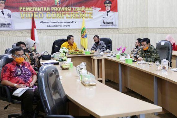 Gubernur Lampung Arinal Djunaidi dan Mendagri Bahas Lomba Inovasi Daerah
