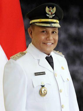 Jajaran Pemkab Lampung Selatan Ikuti Upacara Peringatan Hari Lahir Pancasila Secara Virtual