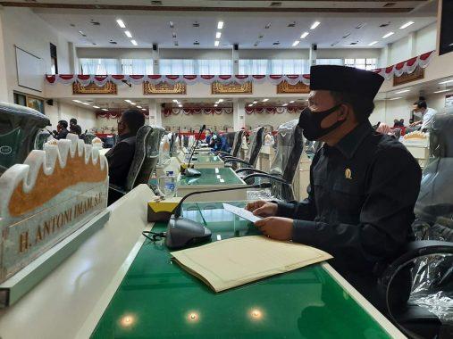 Antoni Imam Soroti Angka Kemiskinan di Lampung, Prediksi Bertambah Selama Masa Pandemi