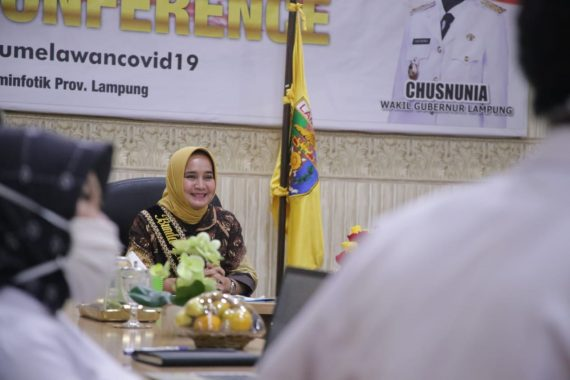 Soal LKPj Kepala Daerah Akhir Tahun 2019, Gubernur Arinal Djunaidi Respons Rekomendasi DPRD