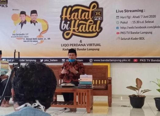 Mufti Salim Minta Kader PKS Produktif dan Kontributif