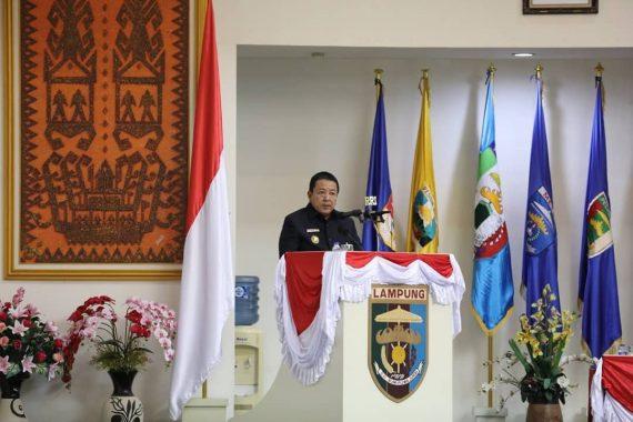 Advertorial: Gubernur Arinal Djunaidi Apresiasi DPRD Lampung atas LKPj