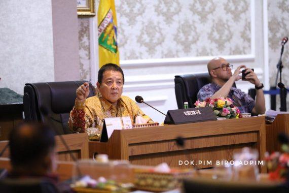 Gubernur Lampung Arinal Djunaidi Matangkan Konsep Wisata Terpadu di Bakauheni