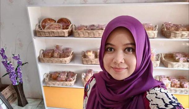 Roti Athifa Diluncurkan, Siap Hadari Era Normal Baru