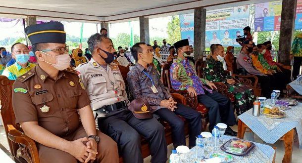 Ketua DPRD Lampung Utara Hadiri Pembukaan Karya Bakti TNI
