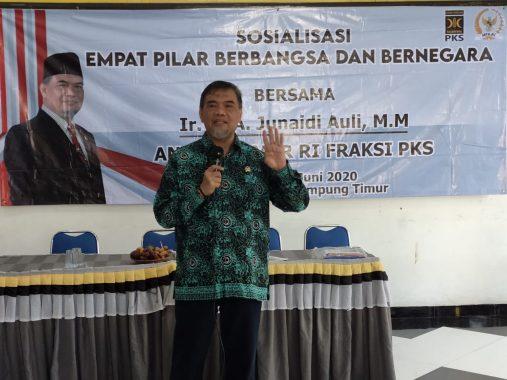 Soal RUU Haluan Ideologi Pancasila, Bang Jun Khawatir Komunis Bangkit Lagi