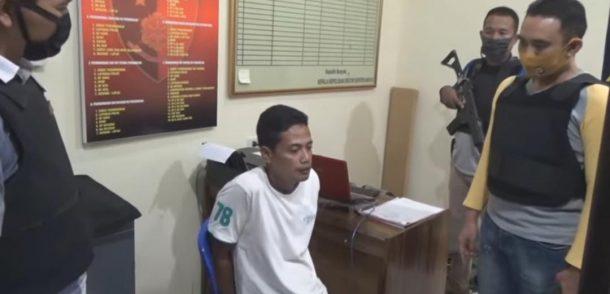Bejat! Seorang Ayah di Lampung Tengah Cabuli Anak Kandungnya Sendiri