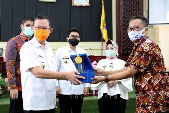 Pemprov Lampung Ajak Semua Pihak Sinergi Wujudkan Jaminan Kesehatan Bermutu
