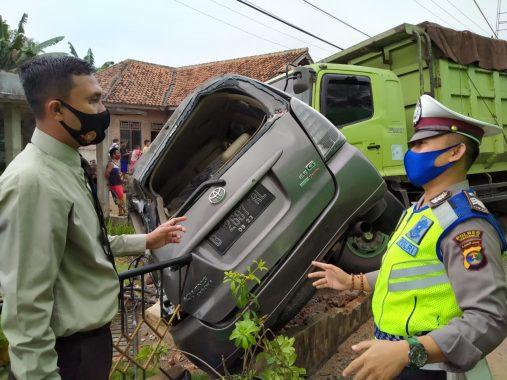 Polres Tanggamus Selidiki Penyebab Kecelakaan Maut di Gisting
