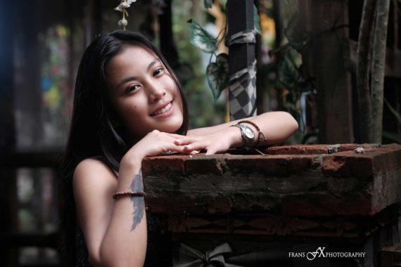 Model Lampung Lola Jessica: Perdana Langsung Sempurna