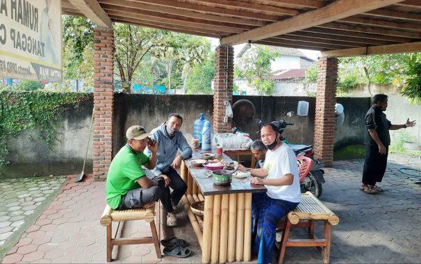 Mengintip Menu Favorit Sarapan Pagi Antoni Imam di Rumah Aspirasi