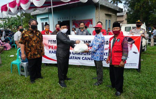 Anggota DPRD Lampung Selatan Ini Apresisi Cara Bupati Nanang Ermanto Tangani Covid-19