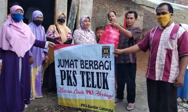 Tapis Lampung Berjaya Gelar Webinar Harganas