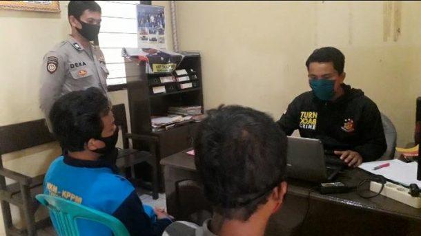 Warga Sumberejo Tanggamus Rekayasa Dirampok dan Ditusuk, Ujung-Ujungnya Dibekuk Polisi