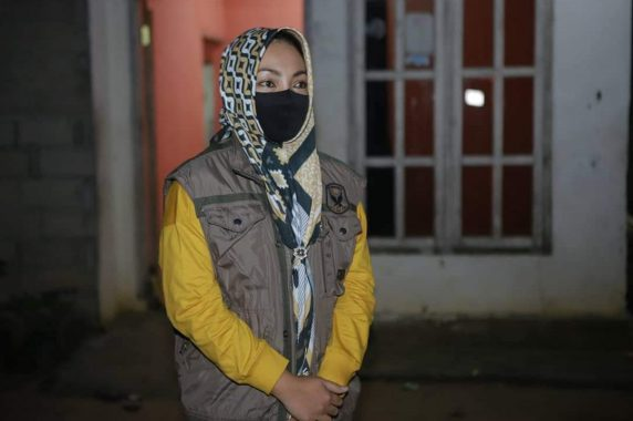 Nessy Kalviya Mustafa Gerakkan Lagi Ronda, Temukan Banyak Pos Gelap Gulita