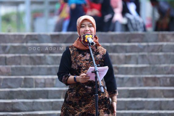 Wakil Gubernur Lampung Chusnunia Chalim Lepas 1.150 Santriwati ke Ponpes Lirboyo