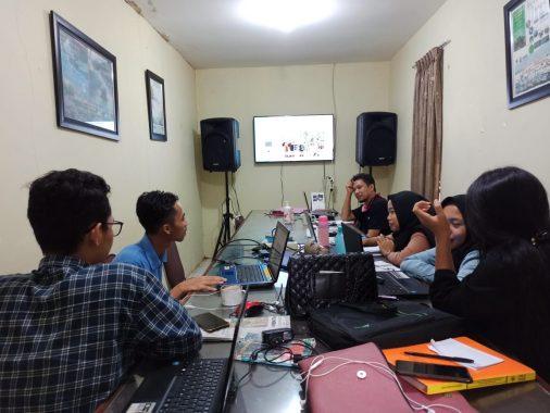 Mahasiswa FISIP Unila Belajar Pemberdayaan Masyarakat dan Lingkungan di Mitra Bentala