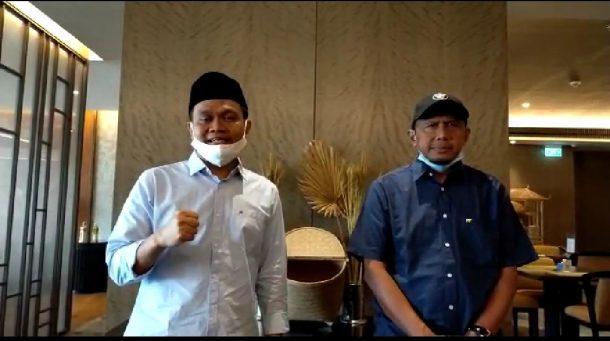 Ngobrol Bareng Mufti Salim, Rahmad Darmawan Tidak Setuju Sport Center Kota Metro, Usulkan Poin-Poin Ini