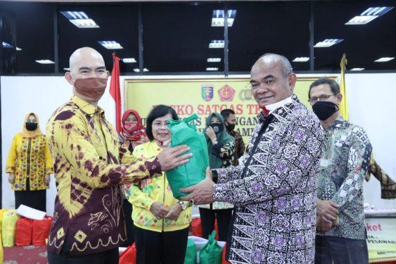Pemprov Lampung Terima Bantuan Kementerian Pemberdayaan Perempuan dan Perlindungan Anak