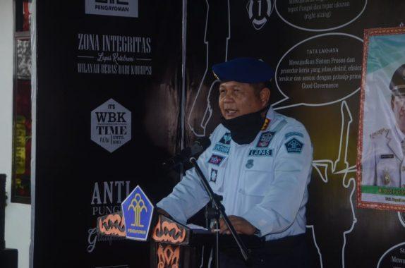 Plt Bupati Lampung Utara Buka Pelatihan Keterampilan Olah Fiberglass