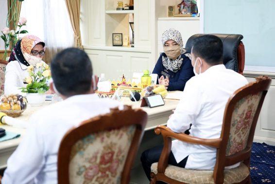 Pemprov Ajak Kanwil Kemenag Ikut Wujudkan Lampung Berjaya
