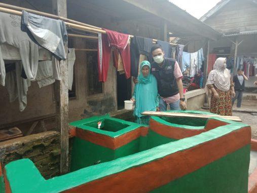 Warga Umbul Kunci Telukbetung Timur Mulai Manfaatkan Sumur Wakaf ACT