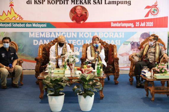 Kementerian Koperasi Siap Bantu Nelayan Rajungan di Lampung