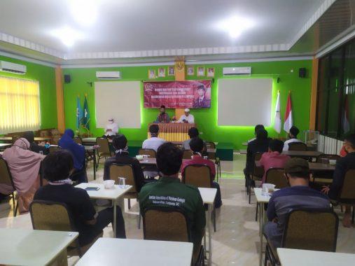 Abdul Hakim Serap Aspirasi Santri Mahasiswa