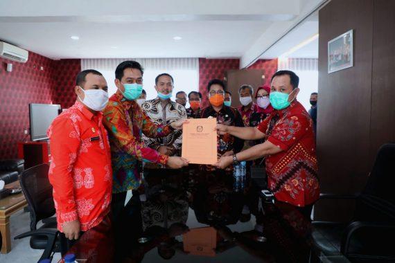 Dana Hibah Pilkada Serentak 2020, Pemkab Lampung Selatan Beri KPU Tambahan Rp2 Miliar