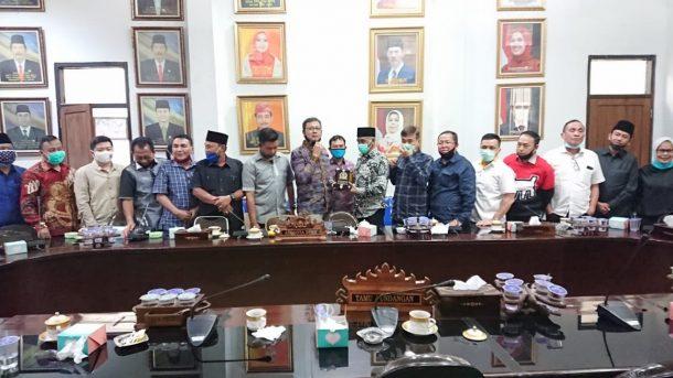 Terkait Penyerapan Anggaran Covid-19, DPRD Palembang Kunjungan Kerja ke Kota Metro