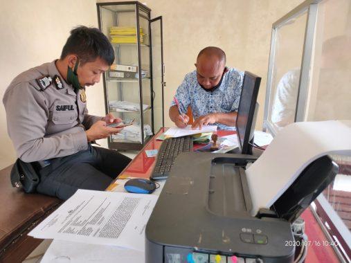 Maling Bobol Markas Wartawan TV di Metro, Kerugian Capai Rp24 Juta