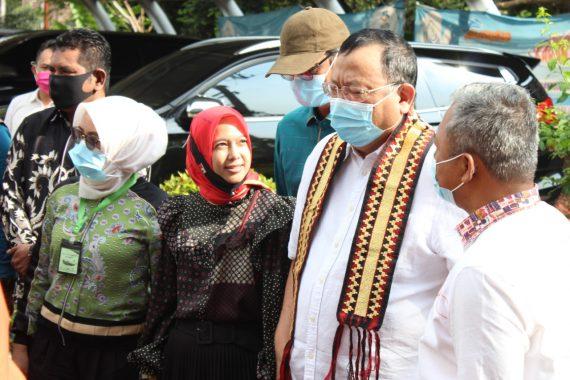 Agenda Bakal Calon Wakil Bupati Lampung Selatan Antoni Imam Hari Ini, Terima Pasien Sampai Antar ke Rumah Sakit