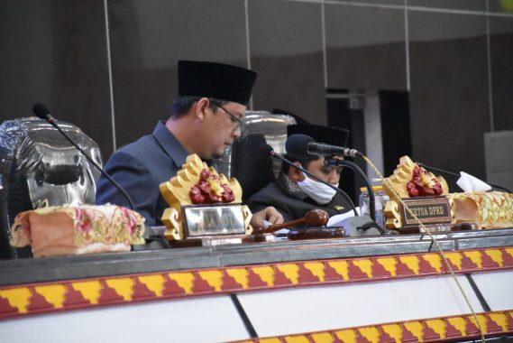 Advertorial: DPRD Kota Metro Gelar Paripurna Penyampaian Rekomendasi LKPJ Wali Kota Metro TA 2019
