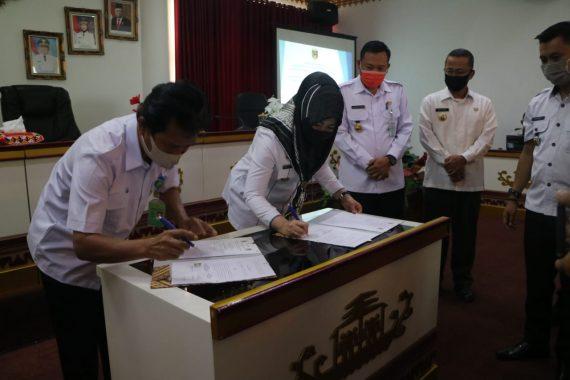 Ketua Dekranasda Lampung Riana Sari Arinal Luncurkan Aplikasi Marketplace