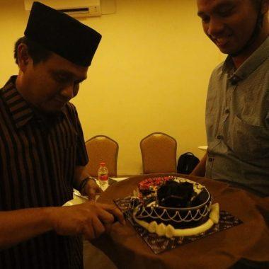 Hadiah Spesial untuk Ulang Tahun Ke-45 Mufti Salim