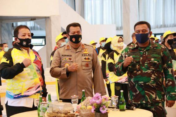 Gubernur Arinal Djunaidi Canangkan Atlet Lampung untuk PON di Papua