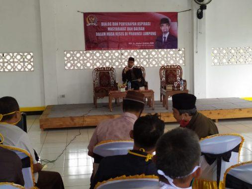 Abdul Hakim Dorong Pemerintah Fasilitasi Internet untuk Pembelajaran Daring