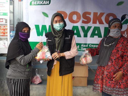 ACT Lampung Buka Posko Lumbung Sedekah Pangan