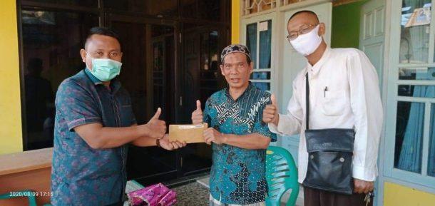 Sidik Efendi Sampaikan Tali Asih kepada Caleg PKS Pemilu Tahun Lalu