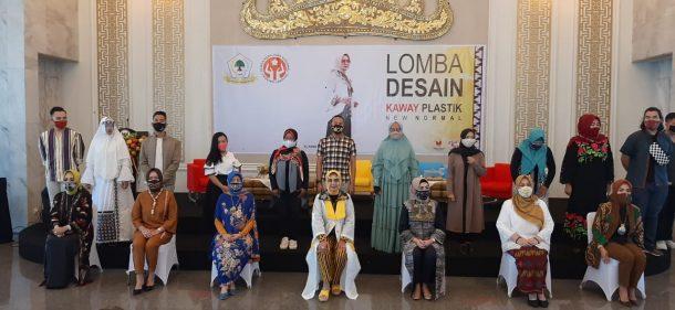 Peserta Lomba Kaway Plastik New Normal Ikuti Sarasehan Bareng Riana Sari Arinal