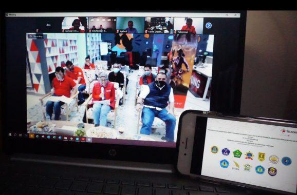 CloudX Telkomsel Dukung Pembelajaran Daring Mahasiswa dan Siswa di Lampung