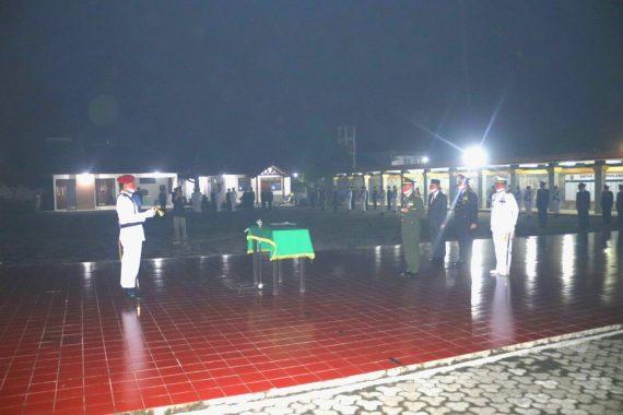 Komandan Kodim 0410 Bandar Lampung Ikuti Renungan Suci