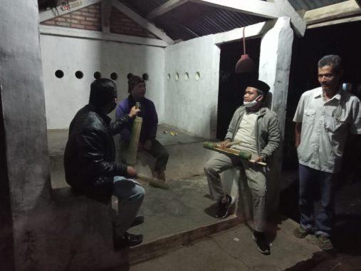 Ahmad Mufti Salim Ronda Keliling Bersama Masyarakat Mulyosari Kota Metro