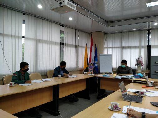 Perihal Uang Kuliah di Masa Pandemi Covid-19, Mahasiswa dan Rektorat Unila Dialog Bersama