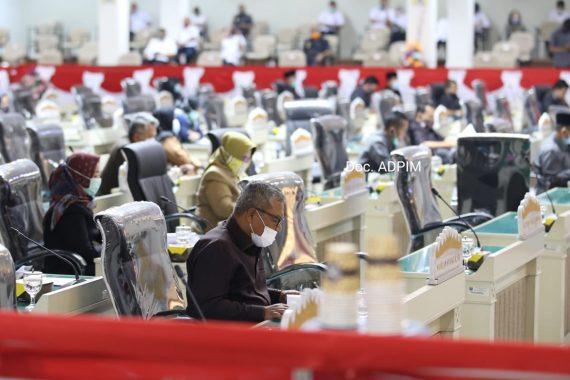 Pemprov Lampung Setujui 12 Raperda Usul Inisiatif DPRD Lampung