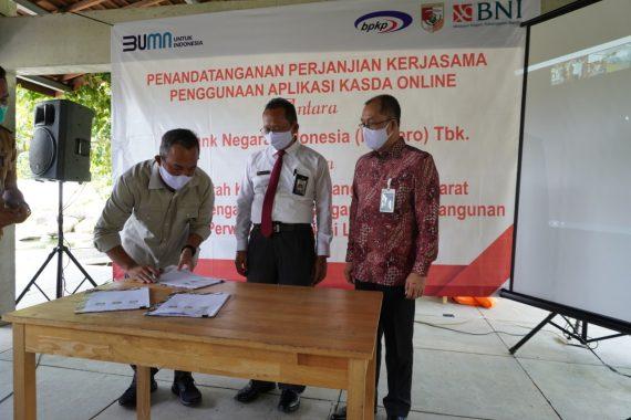 Pemkab Tubaba-BNI dan BPKP Kerja Sama Penggunaan Aplikasi Kasda Online