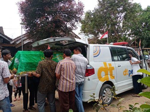 DT Peduli Lampung Berikan Layanan Terbaik, Antarkan Jenazah Sampai Pemakaman
