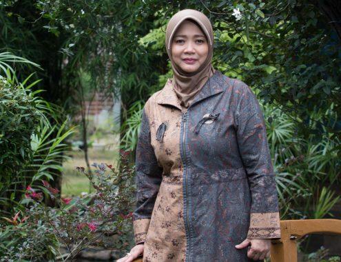 Ketegaran Melin Haryani Hadapi Berbagai Terpaan Hidup Hingga Akhirnya Maju Sebagai Cawabup Lampung Selatan
