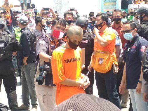 Alfin Andrian Tikam Syekh Ali Jaber Karena Sering Nonton Tayangan yang Timbulkan Kebencian